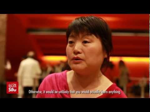 On Silu: Lijuan Cui, Beijing Representative, University of the Arts London