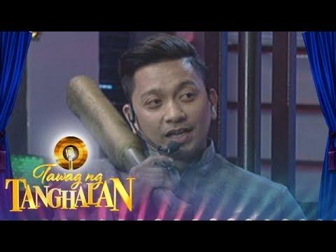 Tawag ng Tanghalan: Jhong shares how FPJ's Ang Probinsyano has helped him