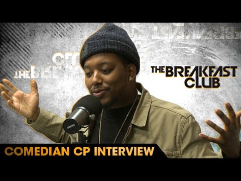 Comedian CP Talks World Star TV, Acting, Writing & Honoring Q