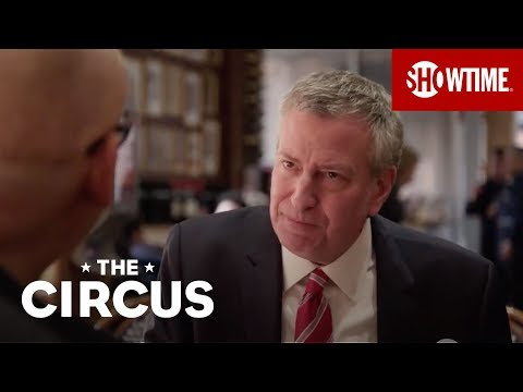 NYC Mayor Bill de Blasio & The Direction of the Democratic Party | THE CIRCUS | SHOWTIME