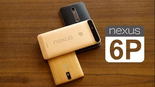 Nexus 6P Review! (Special Gold Edition).