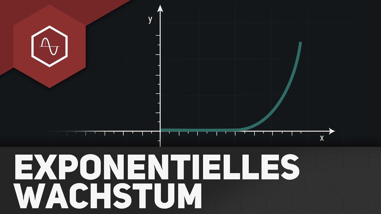 exponentielle wachstumsfunktion aufstellen youtube. Black Bedroom Furniture Sets. Home Design Ideas