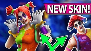 New CLOWN skins 20 BOMB? (Fortnite - Battle Royale) Solo