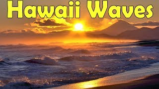 Hawaii Life Relaxing Beach Waves Sounds Ambient Noise For Sleep Relaxation Ultizzz Day 37