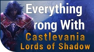 GAME SINS | Everything Wrong With Castlevania: Lords of Shadow