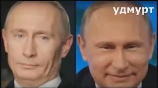 Навальный разоблачил двойника Путина!