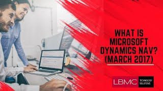 Introduction to Microsoft Dynamics NAV (March 2017)