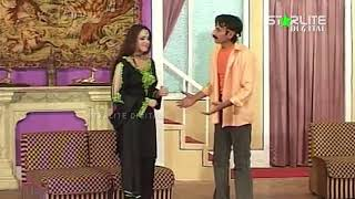 PAKISTANI STAGE DRAMA FULL COMEDY CLIP IFTIKHAR THAKUR AND ASIF IQBAL