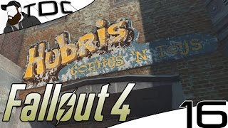 fallout 4 gameplay   legendary sniper hubris comics   ep 16 let s play 1080p60fps