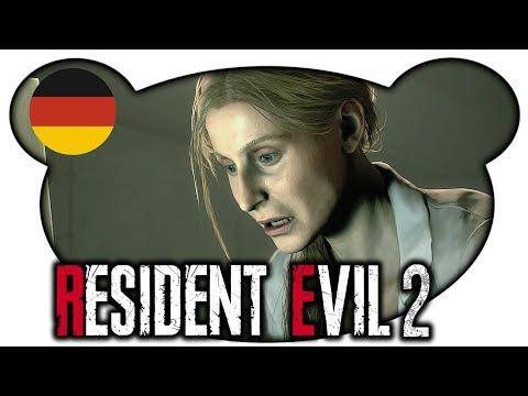 Mutter des Jahres - Resident Evil 2 Remake Claire ???????? #08 (Horror Gameplay Deutsch)