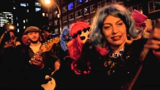 Halloween Parade NYC 2015 /With Tilted Axes
