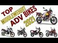Best Middleweight Adventure Bikes 2021