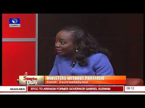 We Have Always Had Ministers Without Portfolios - Lawyer Prt 1 04/11/15