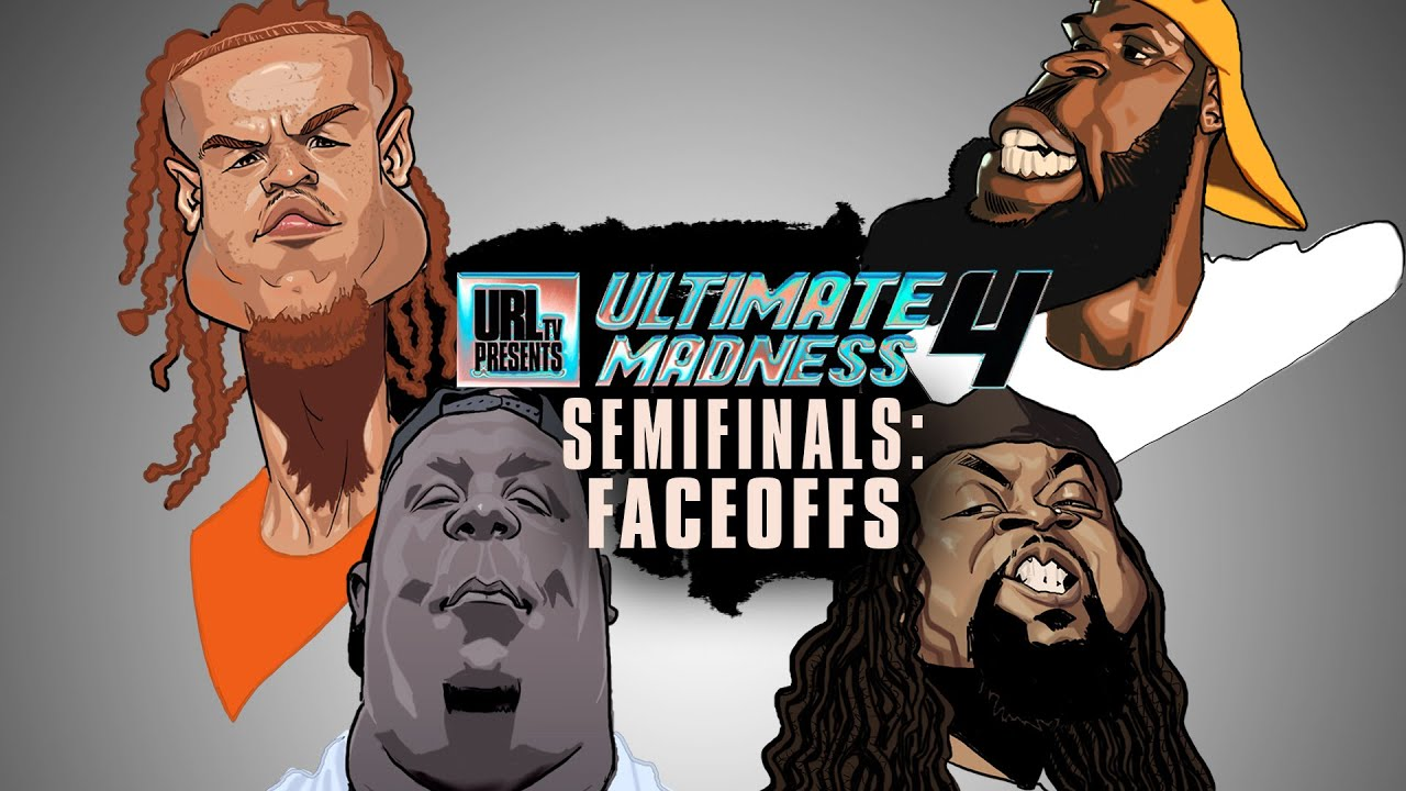 Download ULTIMATE MADNESS 4   SEMIFINALS: FACEOFFS   URLTV