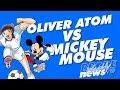 Oliver Atom VS Mickey Mouse mp3
