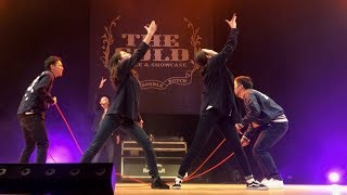 【the Gold 10th Anniversary】pick Up 鍛高譚 Double Dutch