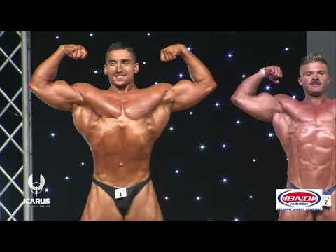 Junior Bodybuilding Ludus Maximus 2018