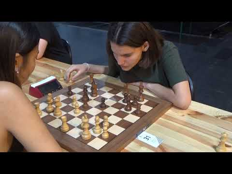 🇹🇷 Blitzing every move wasn't good idea: Dordzhieva - Sila, Blitz chess