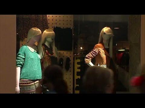 Miljontals kronor till svensk modedesign - Nyheterna (TV4)