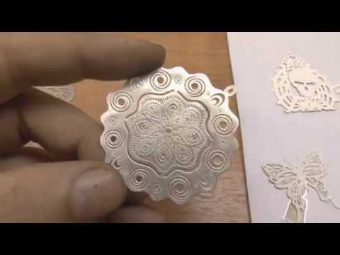 Как с помощью лазерного принтера делать ювелирные изделия из серебра. 2D plating