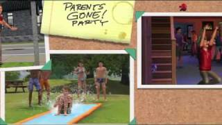 The Sims 3 Generations Trailer