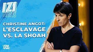 Christine Angot: L'esclavage vs. la Shoah • IZI NEWS