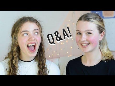 Q&A w/ UnJaded Jade!   Balancing school & social life, veganism & Netflix shows