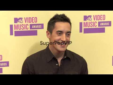 Keahu Kahuanui at 2012 MTV Video Music Awards on 962012...