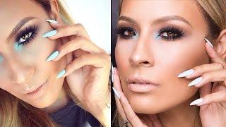 Maya Mia Palette Makeup Tutorial Thumbnail