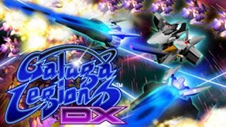 Galaga Legions DX PS3 60 FPS - Championship Mode - Hard Mode ( ZERO )
