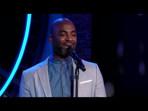 Dwight Dissels - Superstition Stevie Wonder cover - RTL LATE NIGHT MET TWAN HUYS