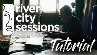 River City Session Tutorial | Recording and Mixing The Bros Fresh with Eric Welch
