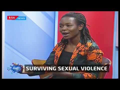 Youth Cafe: Surviving sexual violence