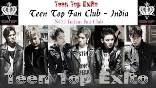 A Song For You - TEEN TOP EXITO Surprise!!! [By Indian Angels]
