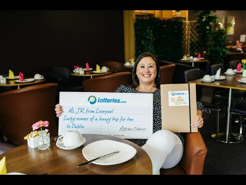 Lotteries.com Contest Winner Gets a Luxury Trip to Dublin!