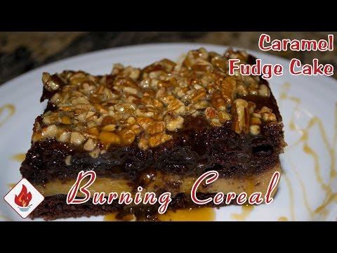 Caramel Fudge Cake - Recipe