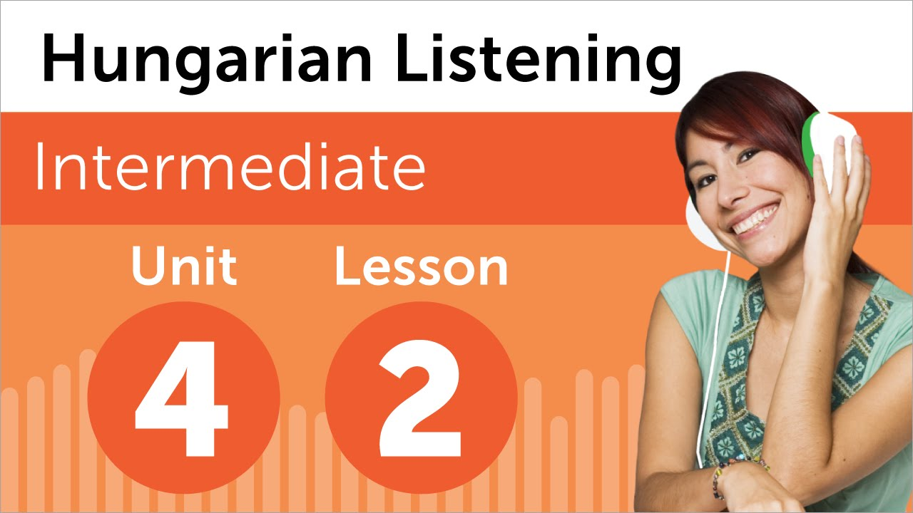 Hungarian Listening Practice - Talking About a Photo in Hungarian
