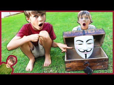 FAKE GAME MASTERS STOLE TOP SECRET TREASURE CHEST CLUES (MAY BE THE HACKER)