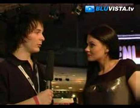 Leoni Saint Interview Venus 2007 Berlin german/deutsch