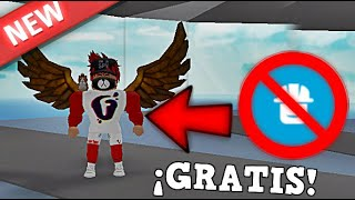 HOW TO MAKE YOUR OWN BACK WITHOUT BC IN ROBLOX!!! | FranCH3SKO