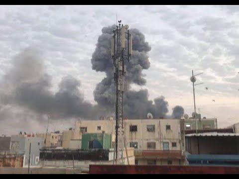 قتلى مدنيون وإصابات بالهجوم التركي شمال سوريا  - نشر قبل 52 دقيقة