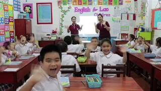 English for Lao Children Programme: Letter Ss by Kiettisack International School