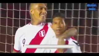 PERÚ VS JAMAICA 3 -1 AMISTOSO INTERNACIONAL