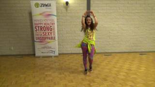 Firehouse (merengue-hiphop) - Zumba - Claudia Lino - Move on beat 2017