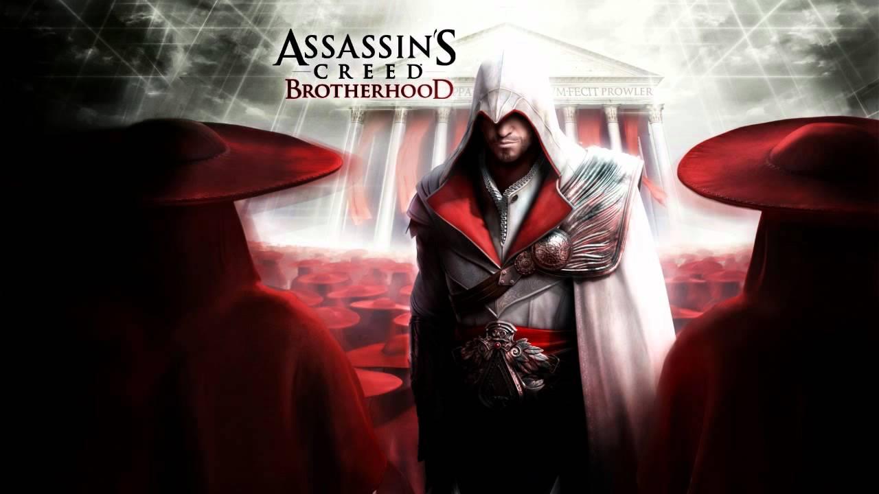 Assassin's Creed Brotherhood (2010) Multiplayer Game Menu (Soundtrack OST)