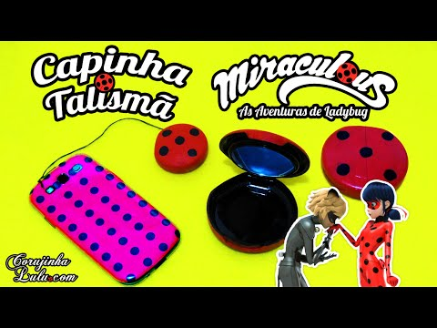 DIY: how to make a Miraculous Ladybug phone case from YouTube · Duration:  5 minutes 3 seconds
