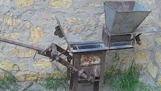 видео Производство кирпича в домашних условиях
