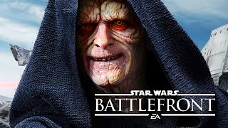 Verwarde oude man - Star Wars: Battlefront