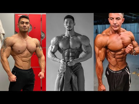 اجسام المشاركين في مستر اولمبيا 2020 🏆 مانس فيزيك    •MISTER OLYMPIA MANS PHYSIQUE 2020 •