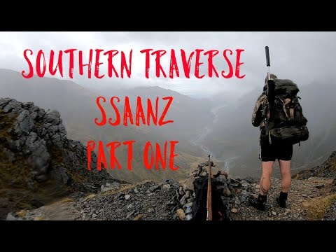 Southern Traverse SSAANZ Veterans Charity Part 1